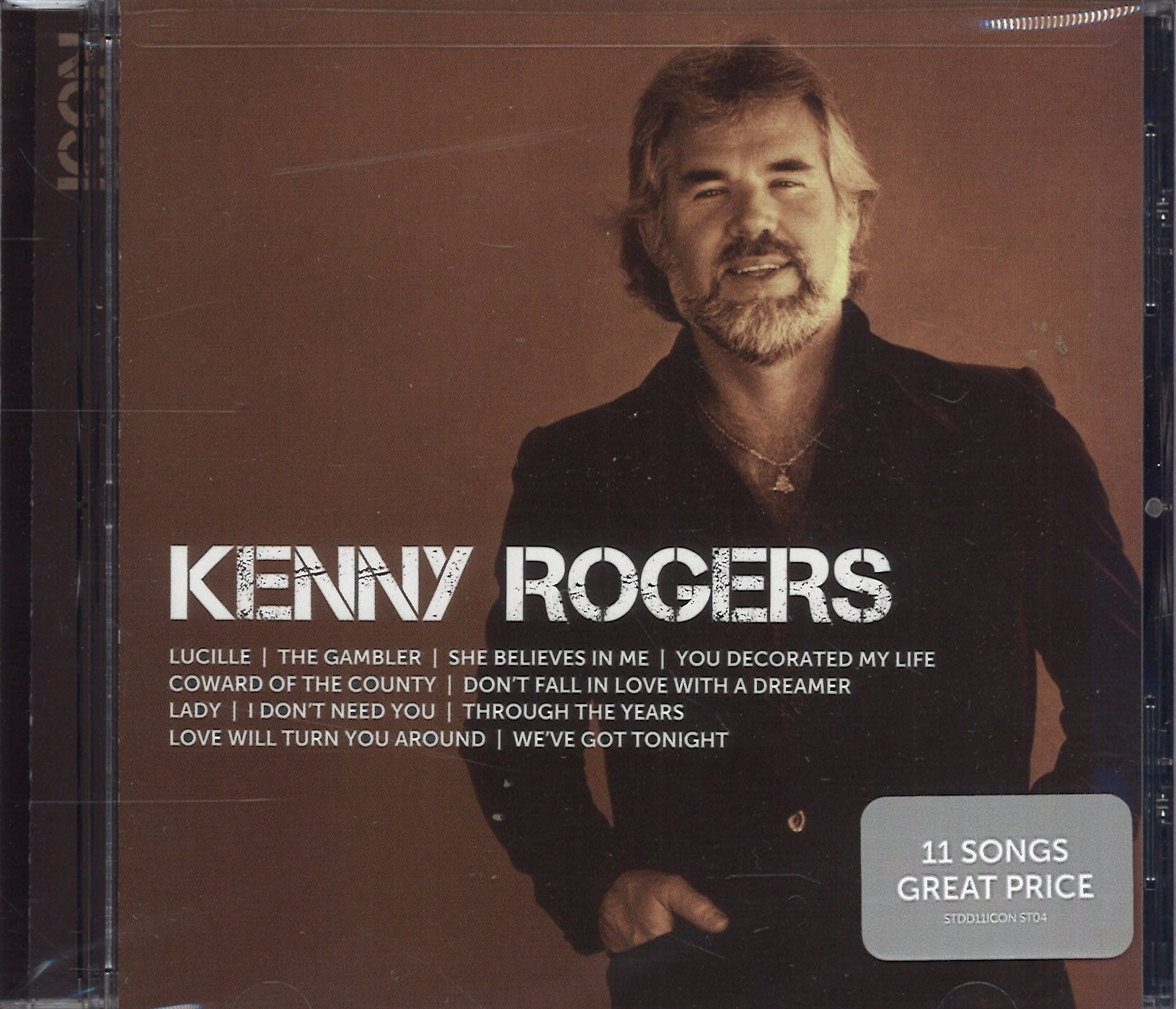 Kenny Rogers Icon