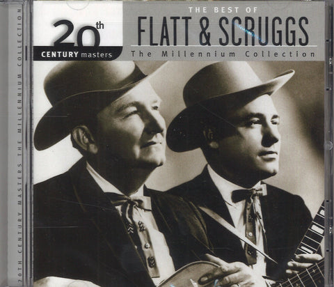 Flatt & Scruggs The Millennium Collection