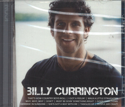 Billy Currington Icon