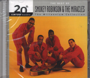 Smokey Robinson & The Miracles The Millennium Collection