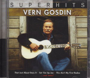 Vern Gosdin Super Hits