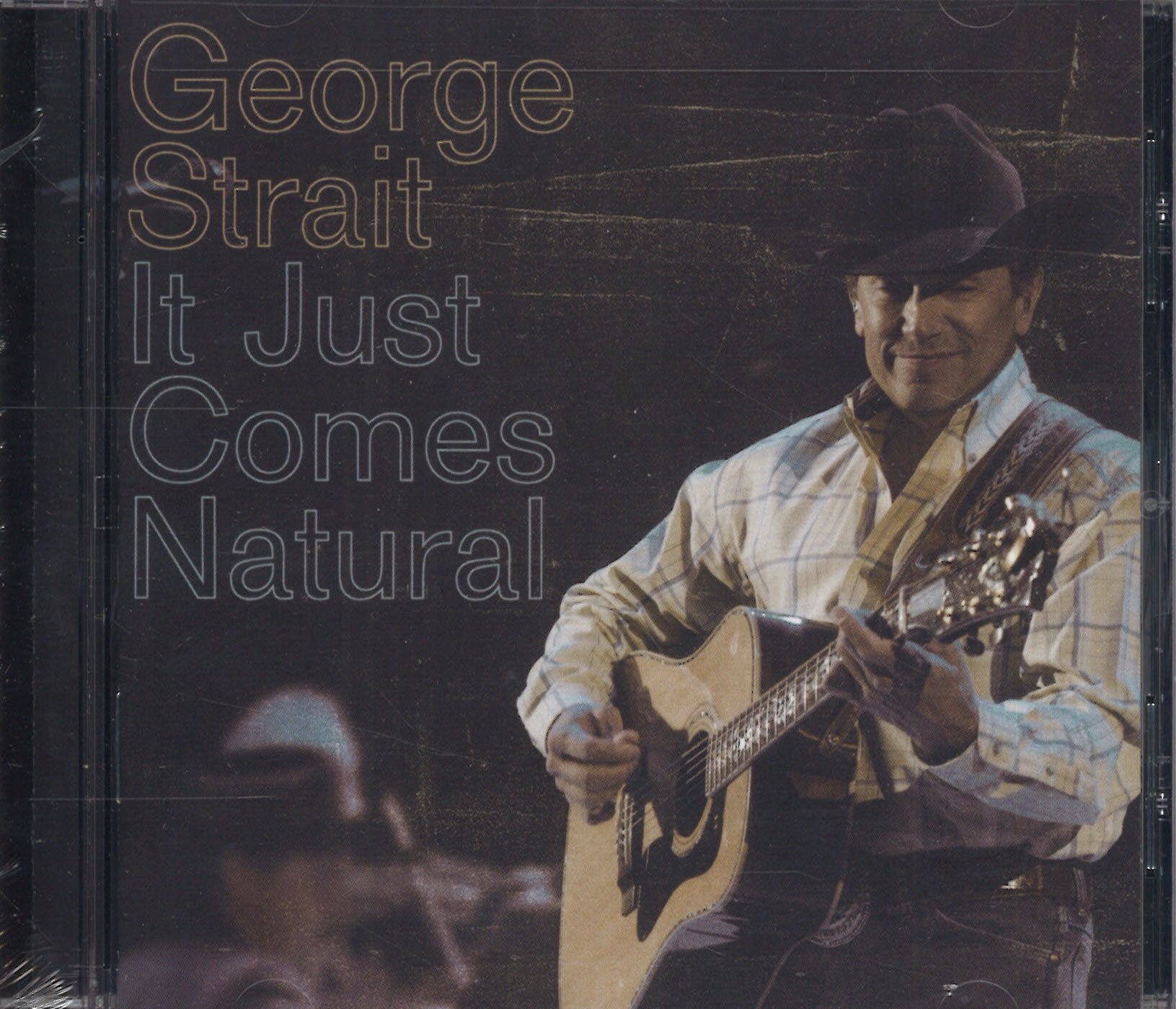 George Strait It Just Comes Natural