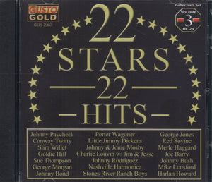 Various Artists 22 Stars 22 Hits - Volume 3