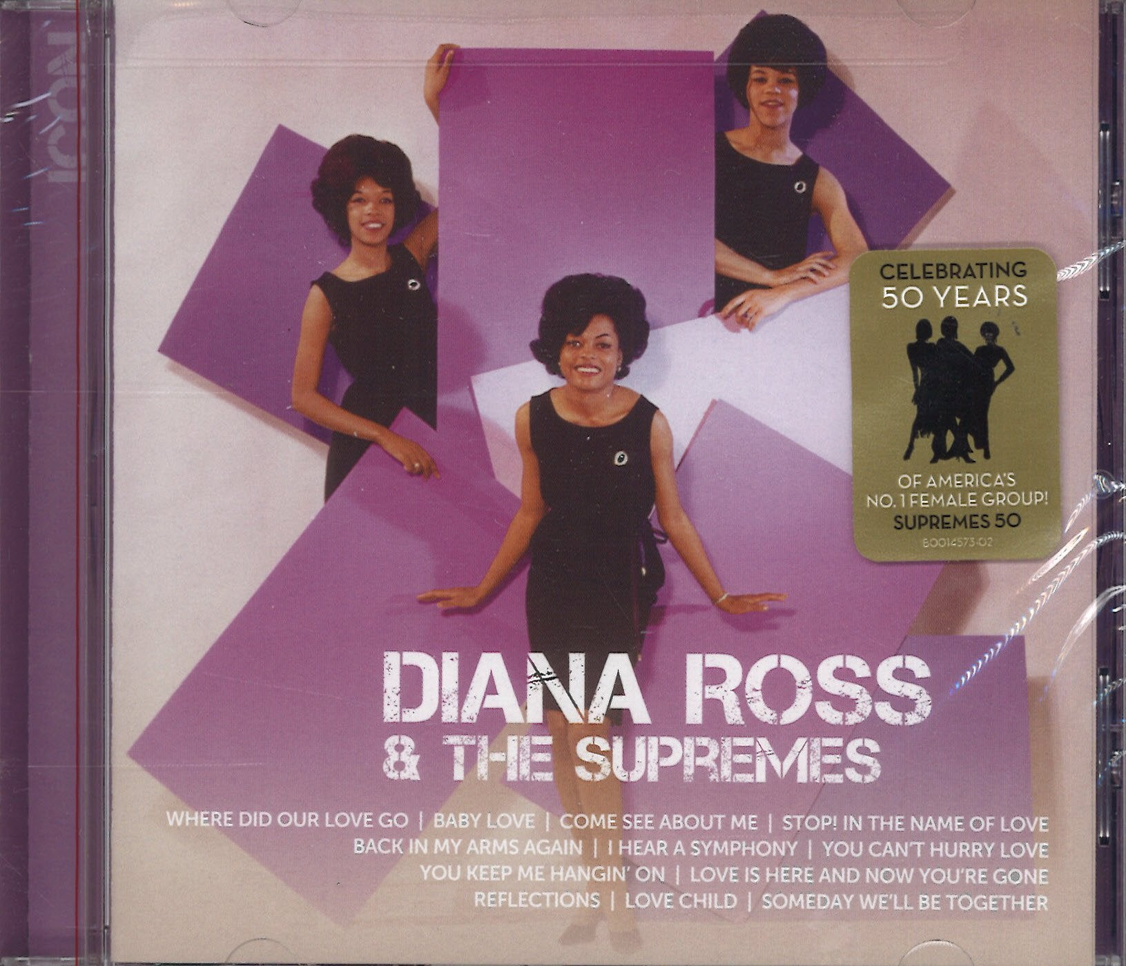 Diana Ross & The Supremes Icon