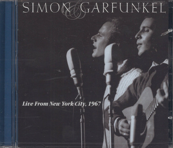 Simon & Garfunkel Live From New York City, 1967