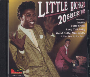 Little Richard 20 Greatest Hits