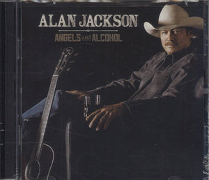 Alan Jackson Angels And Alcohol