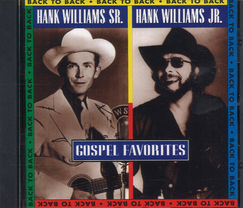 Hank Williams Jr. & Hank Williams Sr. Gospel Favorites