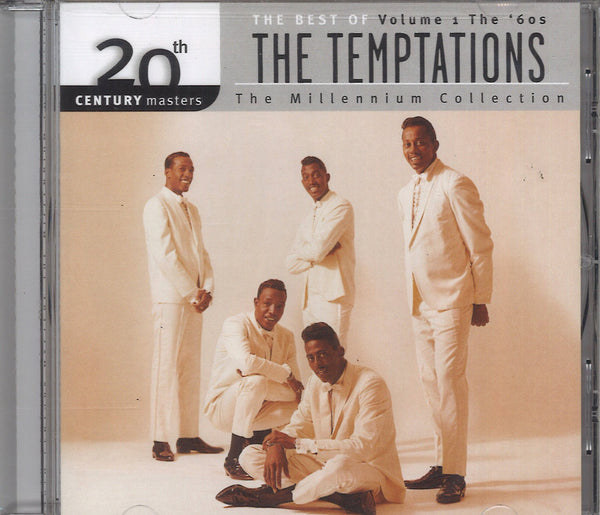 Temptations The Millennium Collection