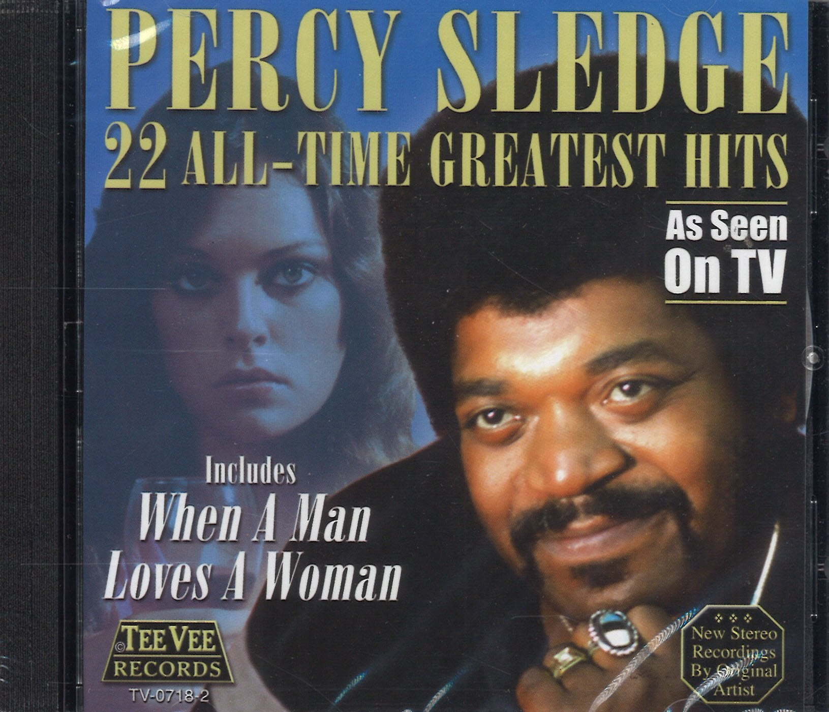 Percy Sledge 22 All-Time Greatest Hits