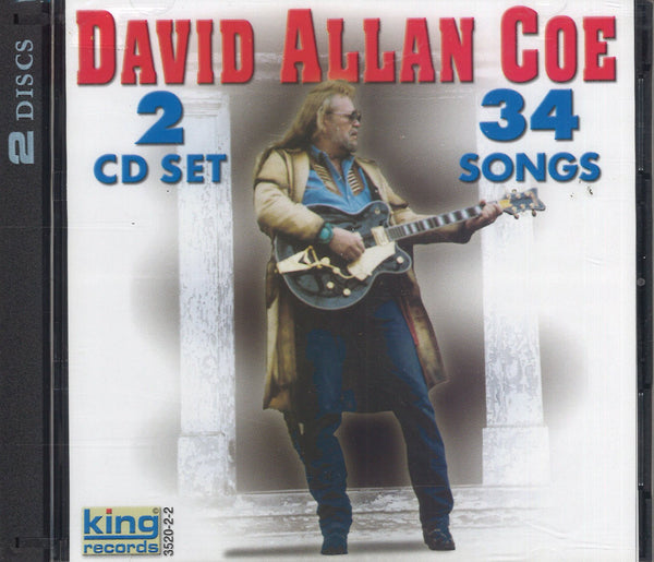 David Allan Coe: 2 CD Set
