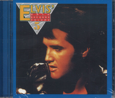 Elvis Presley Gold Records Volume 5