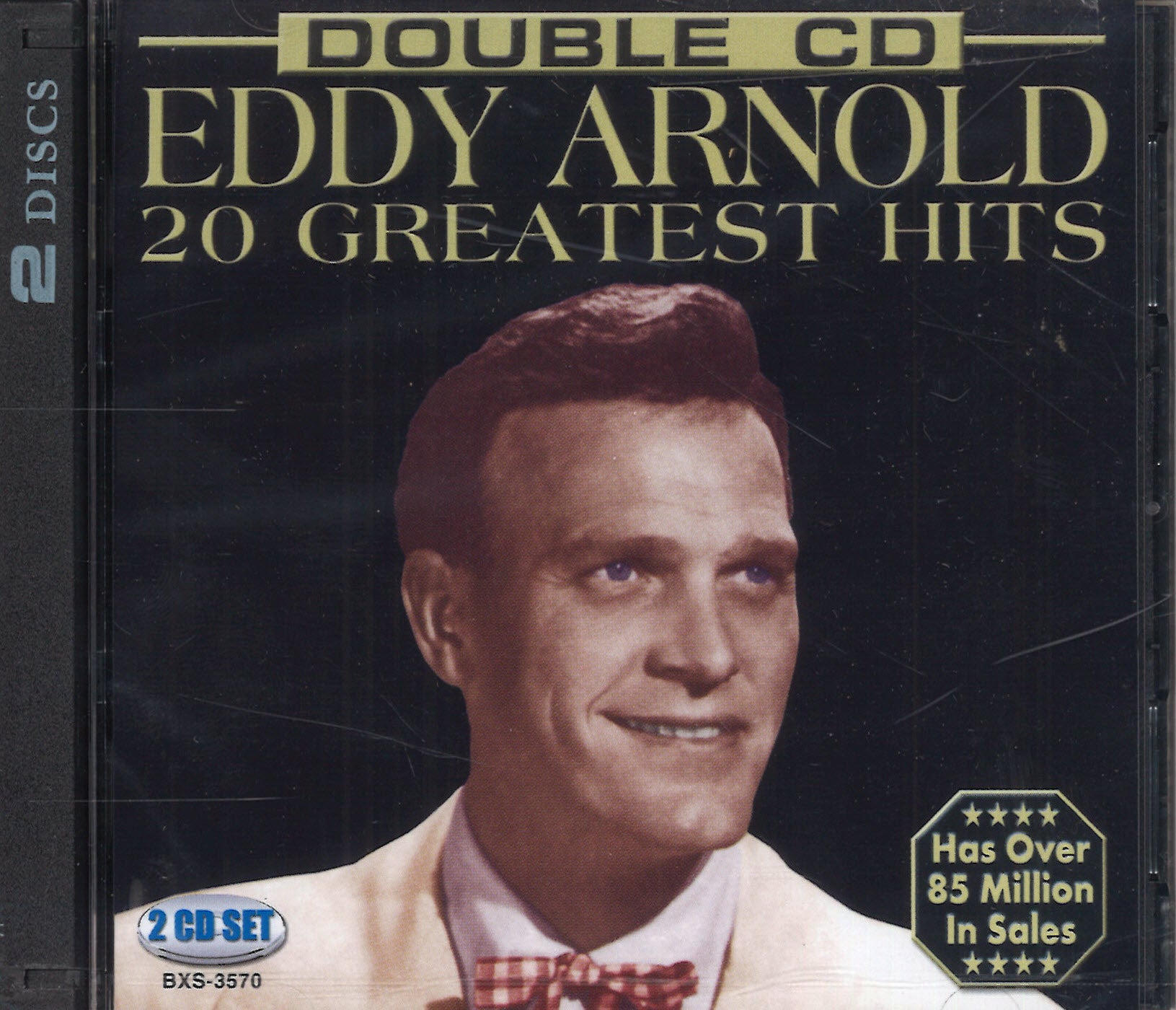 Eddy Arnold 20 Greatest Hits: 2 CD Set