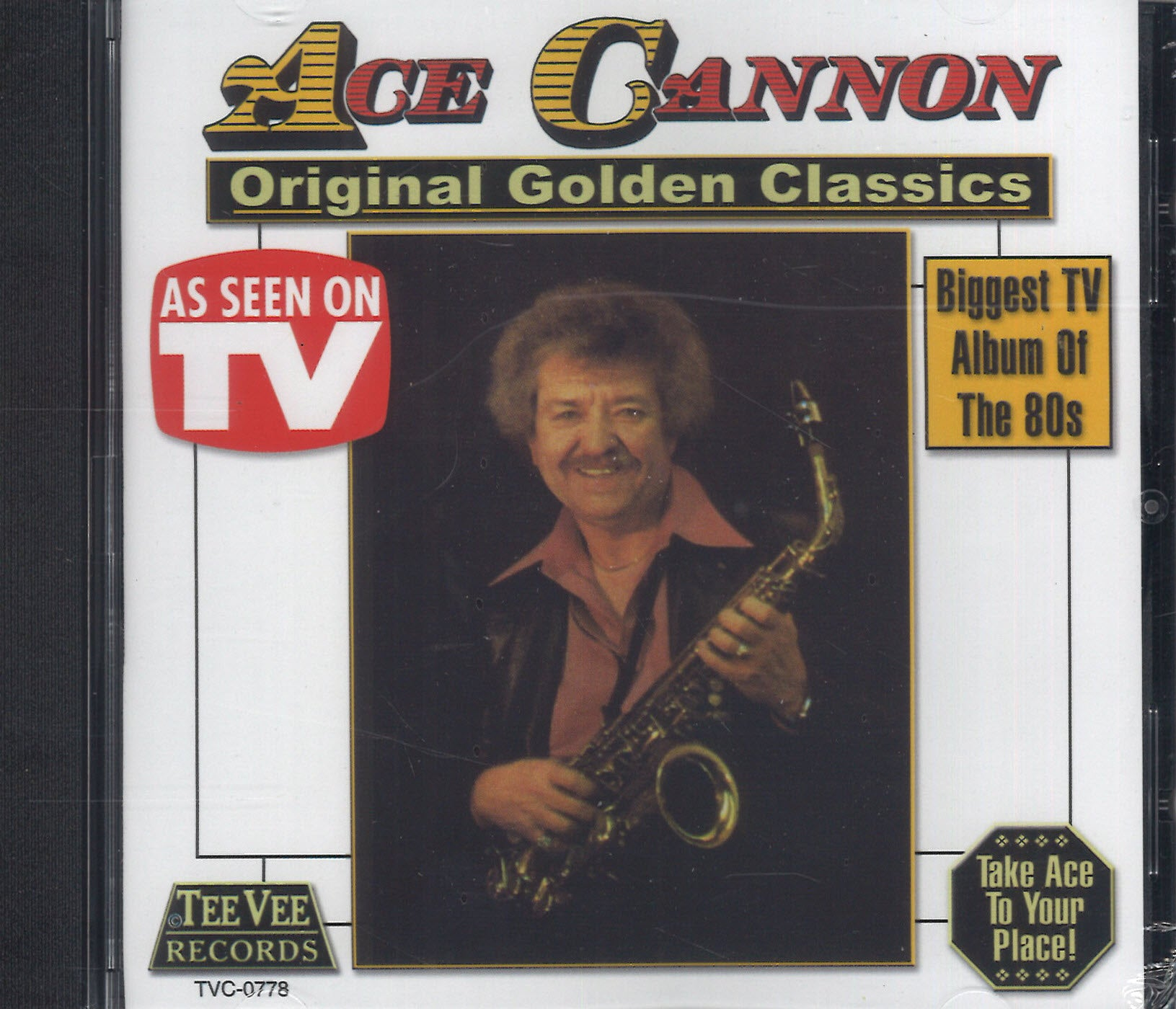 Ace Cannon Original Golden Classics