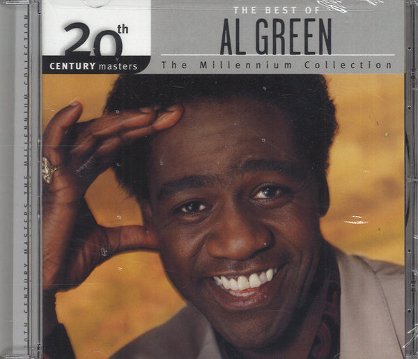 Al Green The Millennium Collection