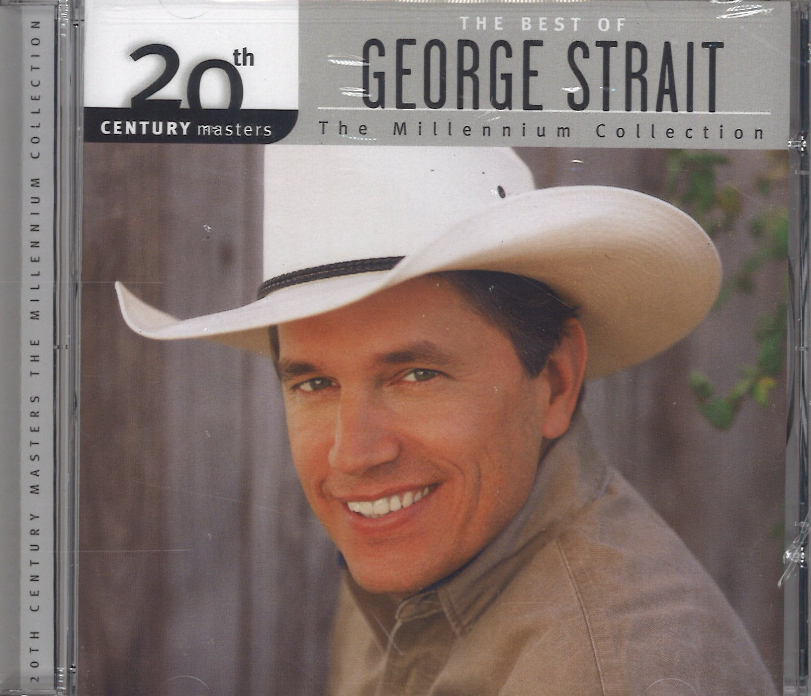 George Strait The Millennium Collection