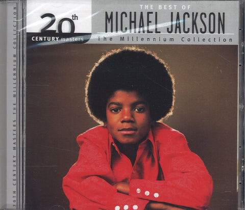 Michael Jackson The Millennium Collection