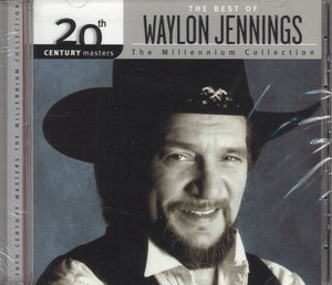 Waylon Jennings The Millennium Collection