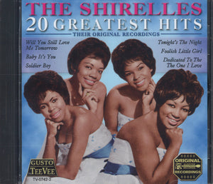 The Shirelles 20 Greatest Hits