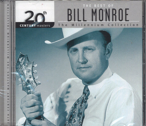 Bill Monroe The Millennium Collection