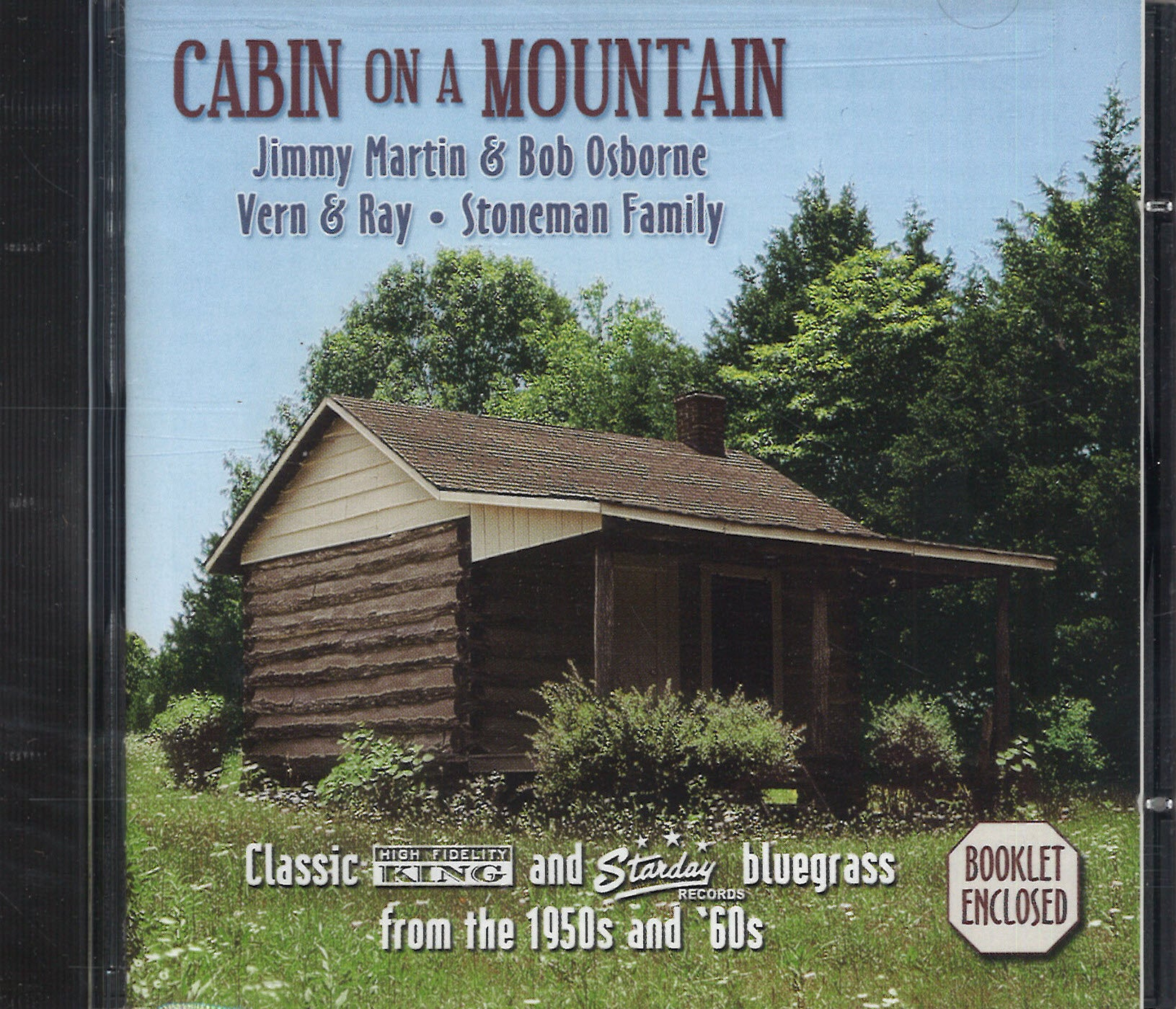 Various Artists Cabin On A Mountain