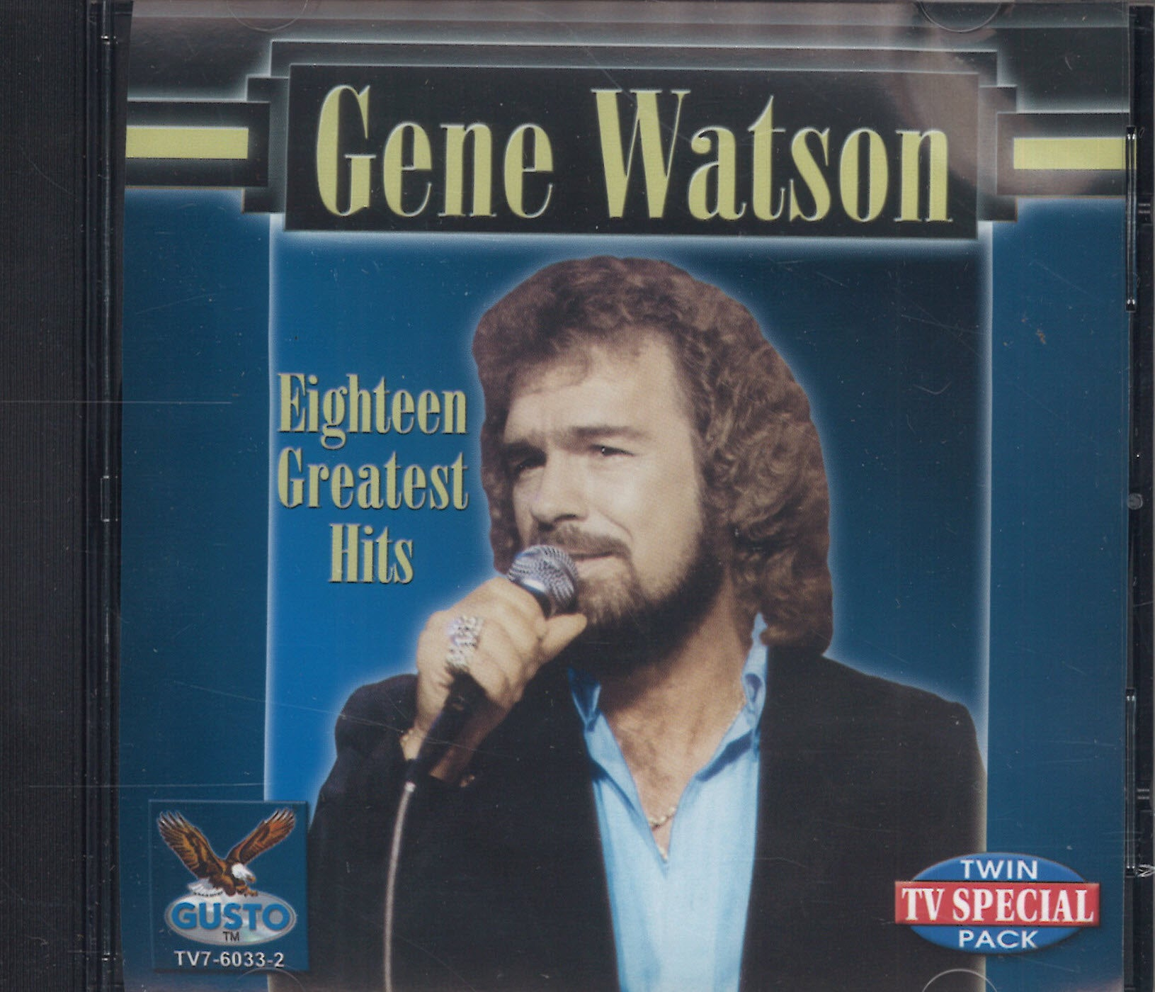 Gene Watson Eighteen Greatest Hits