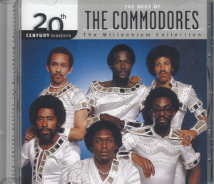 The Commodores The Millennium Collection