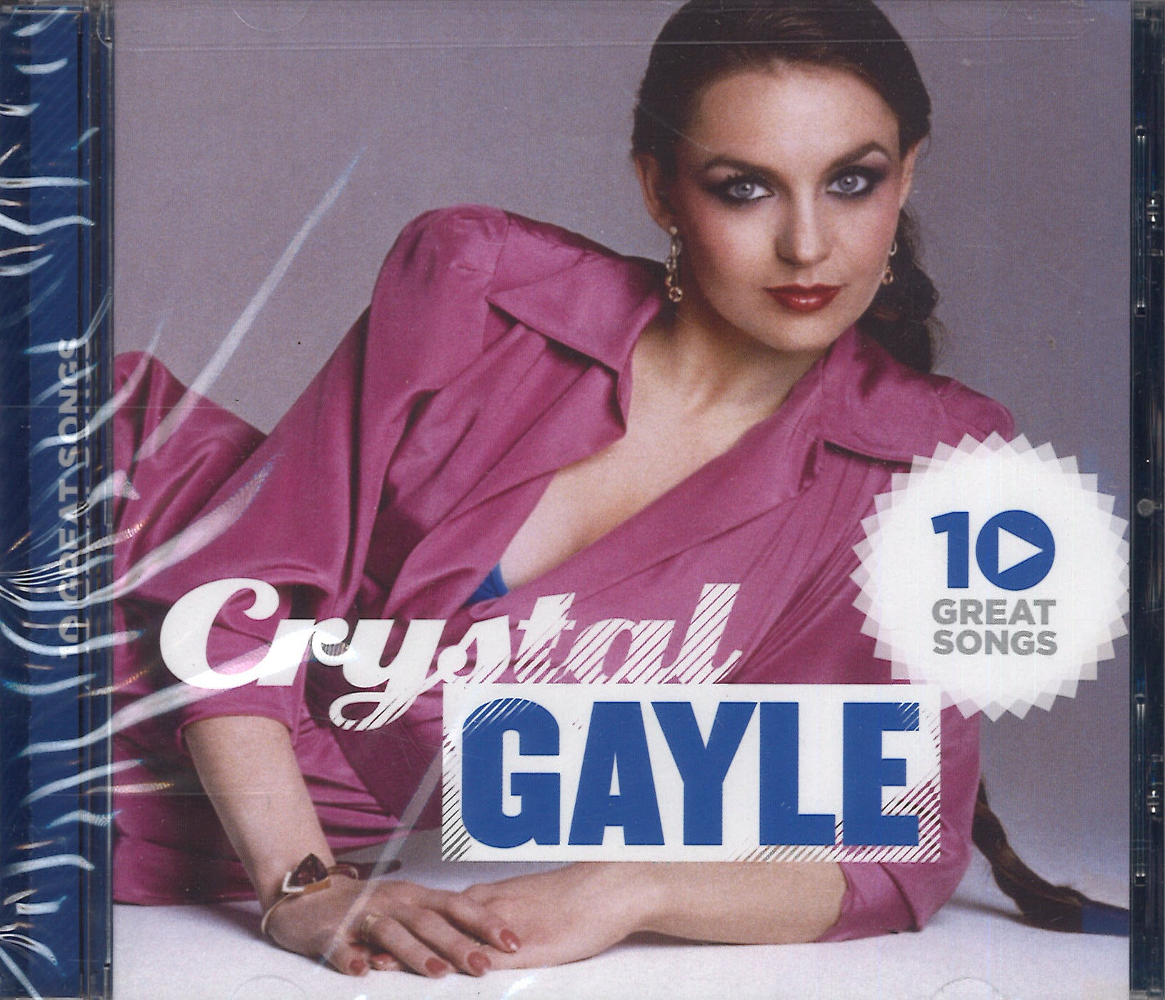 Crystal Gayle 10 Great Songs