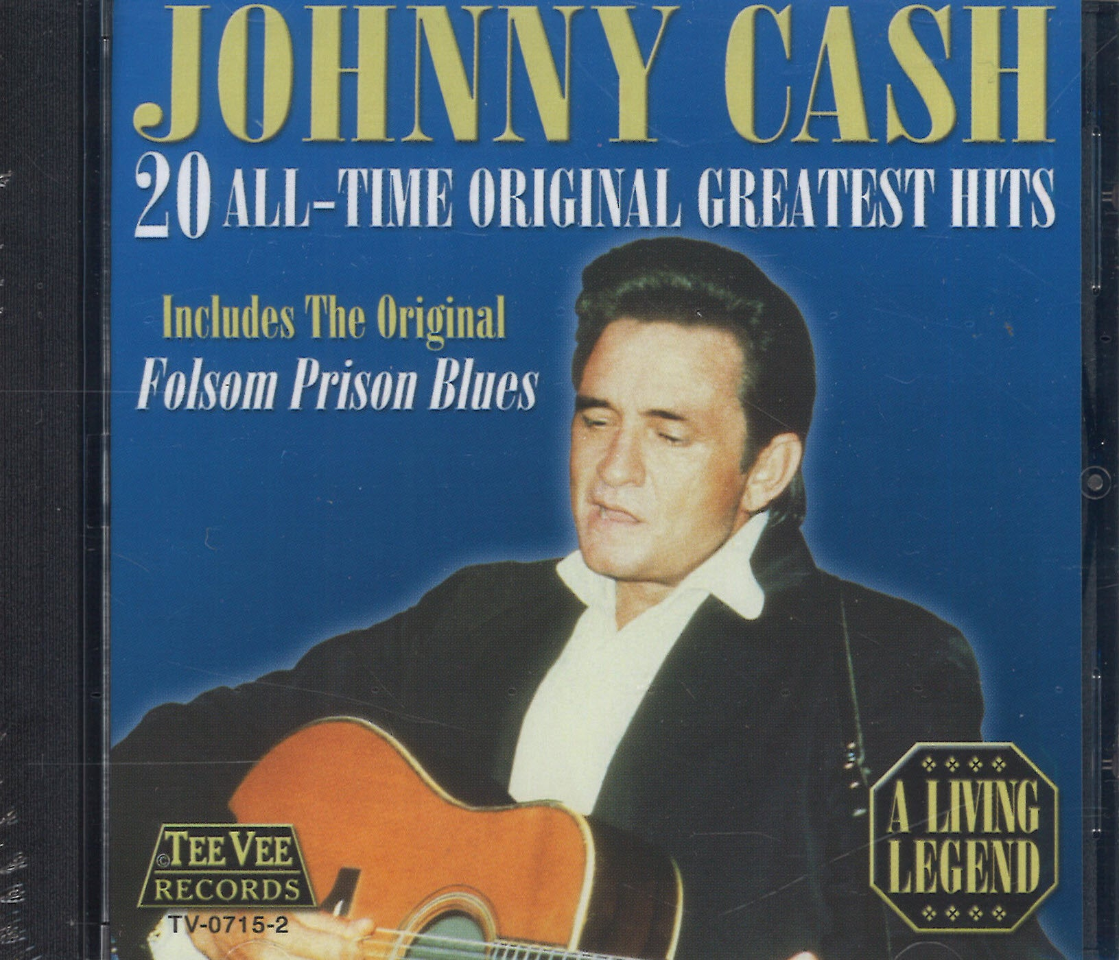 Johnny Cash 20 All-Time Original Greatest Hits