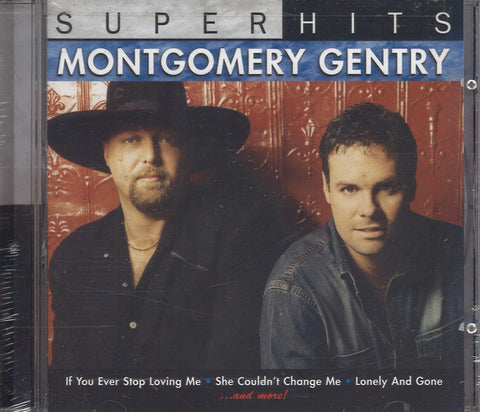 Montgomery Gentry Super Hits