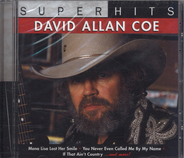 David Allan Coe Super Hits
