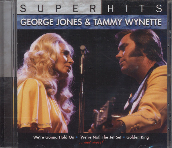George Jones & Tammy Wynette Super Hits