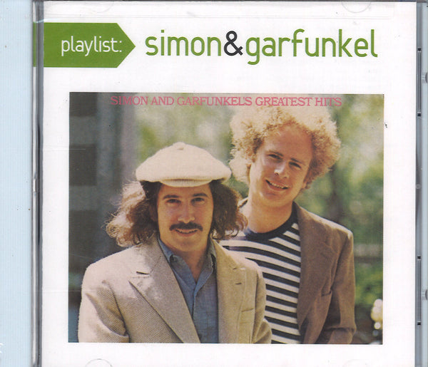 Playlist: Simon And Garfunkel's Greatest Hits