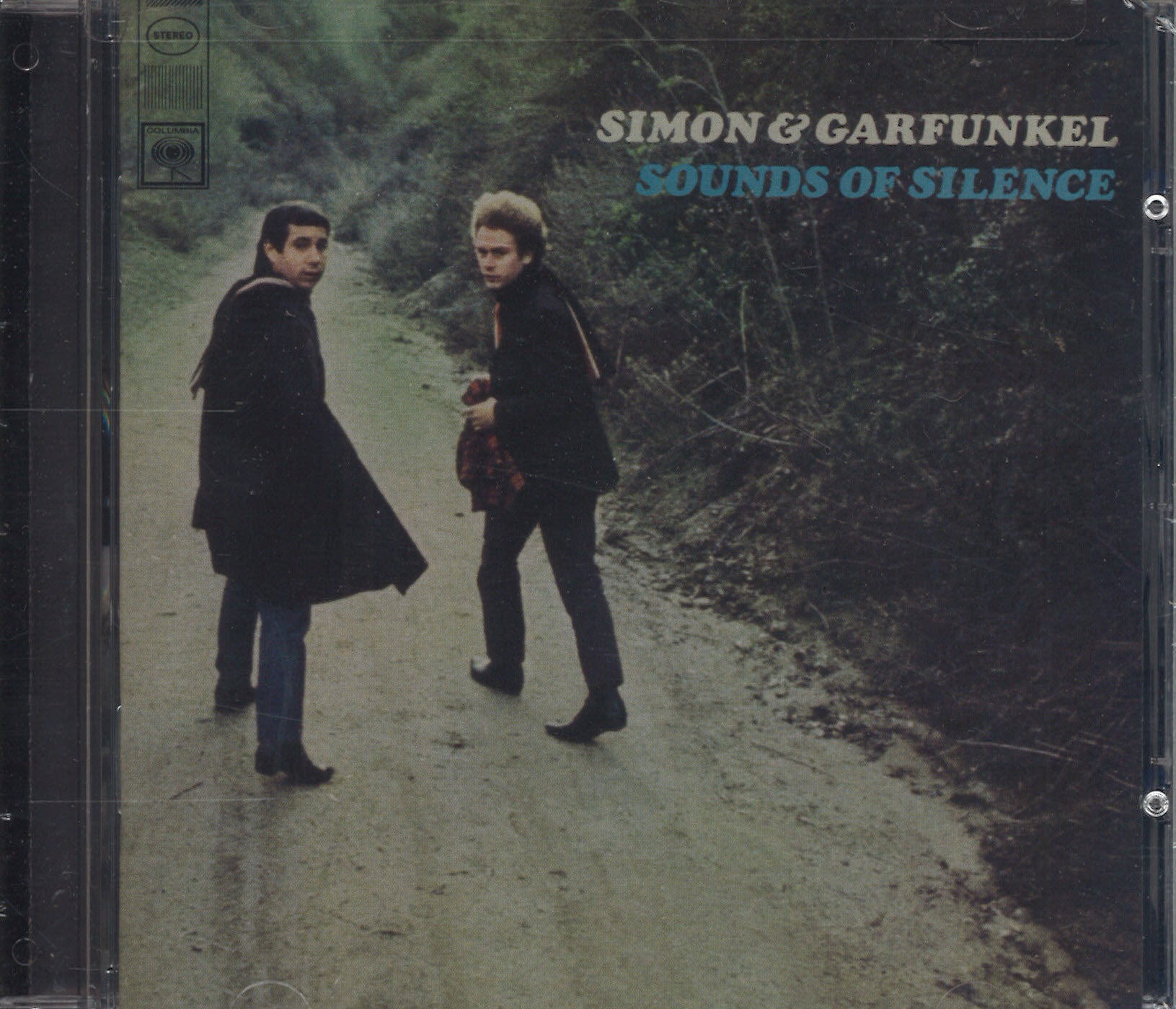Simon & Garfunkel Sounds Of Silence