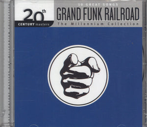 Grand Funk Railroad The Millennium Collection