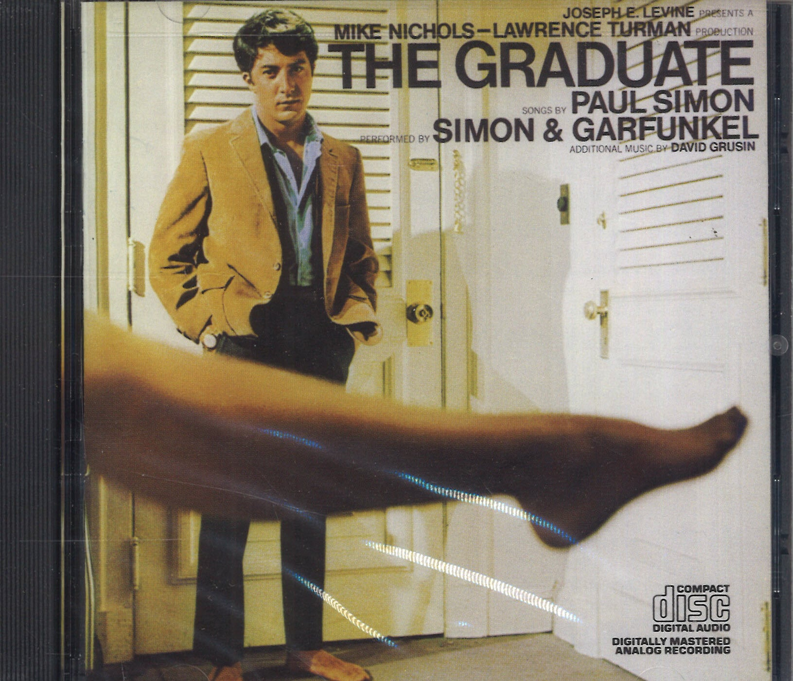Simon & Garfunkel The Graduate (Music From The Original Motion Picture Soundtrack)