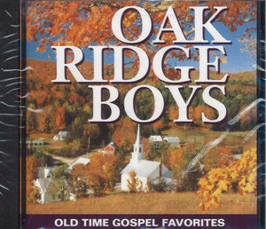 Oak Ridge Boys Old Time Gospel Favorites