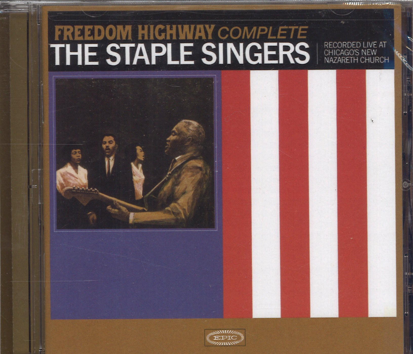 The Staple Singers Freedom Highway Complete