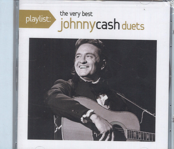 Playlist: The Very Best Johnny Cash Duets