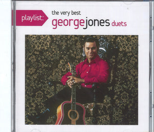 Playlist: The Very Best of George Jones Duets