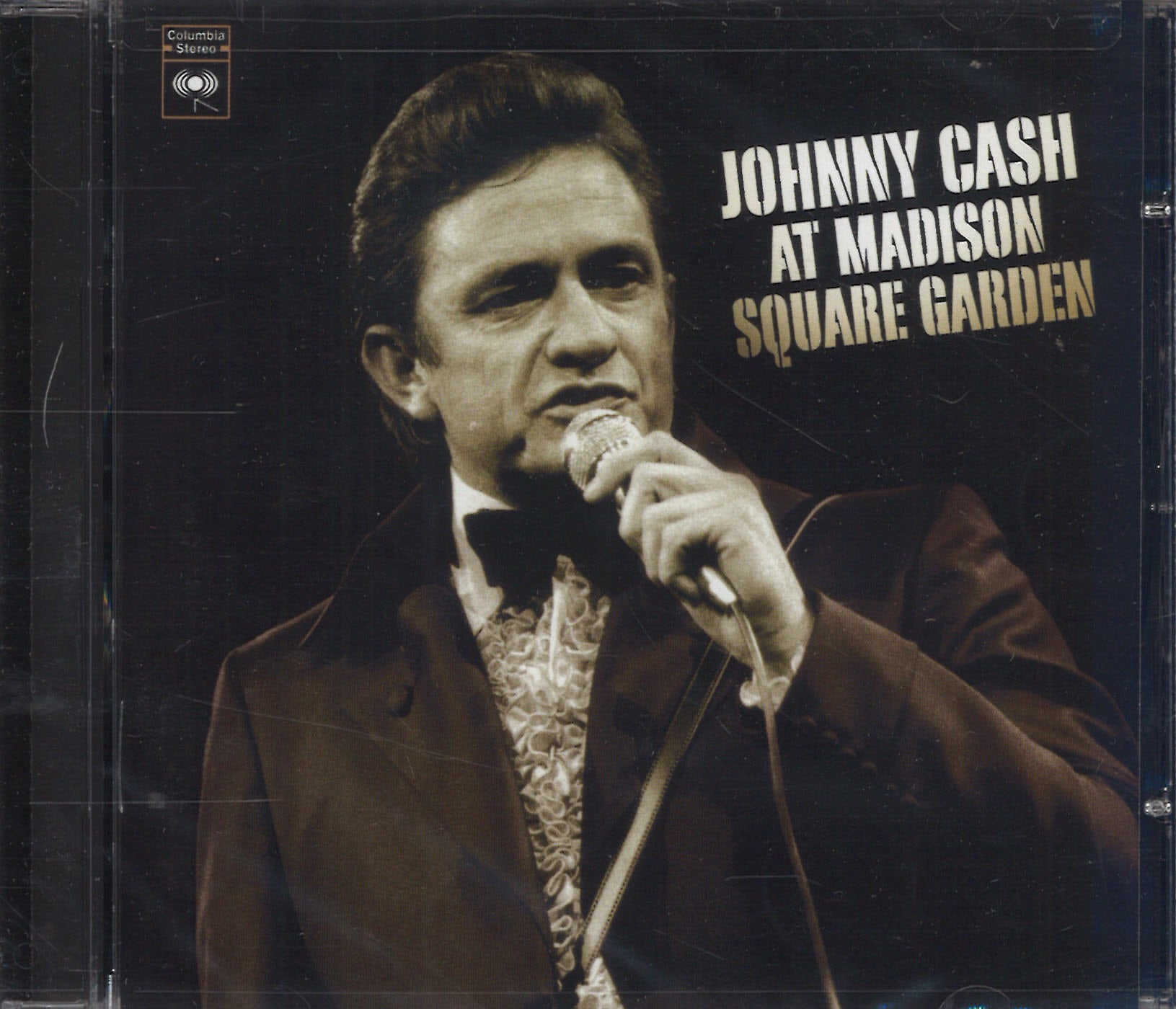 Johnny Cash At Madison Square Garden
