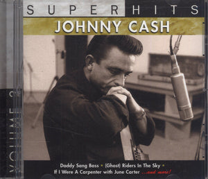 Johnny Cash Super Hits Volume 2