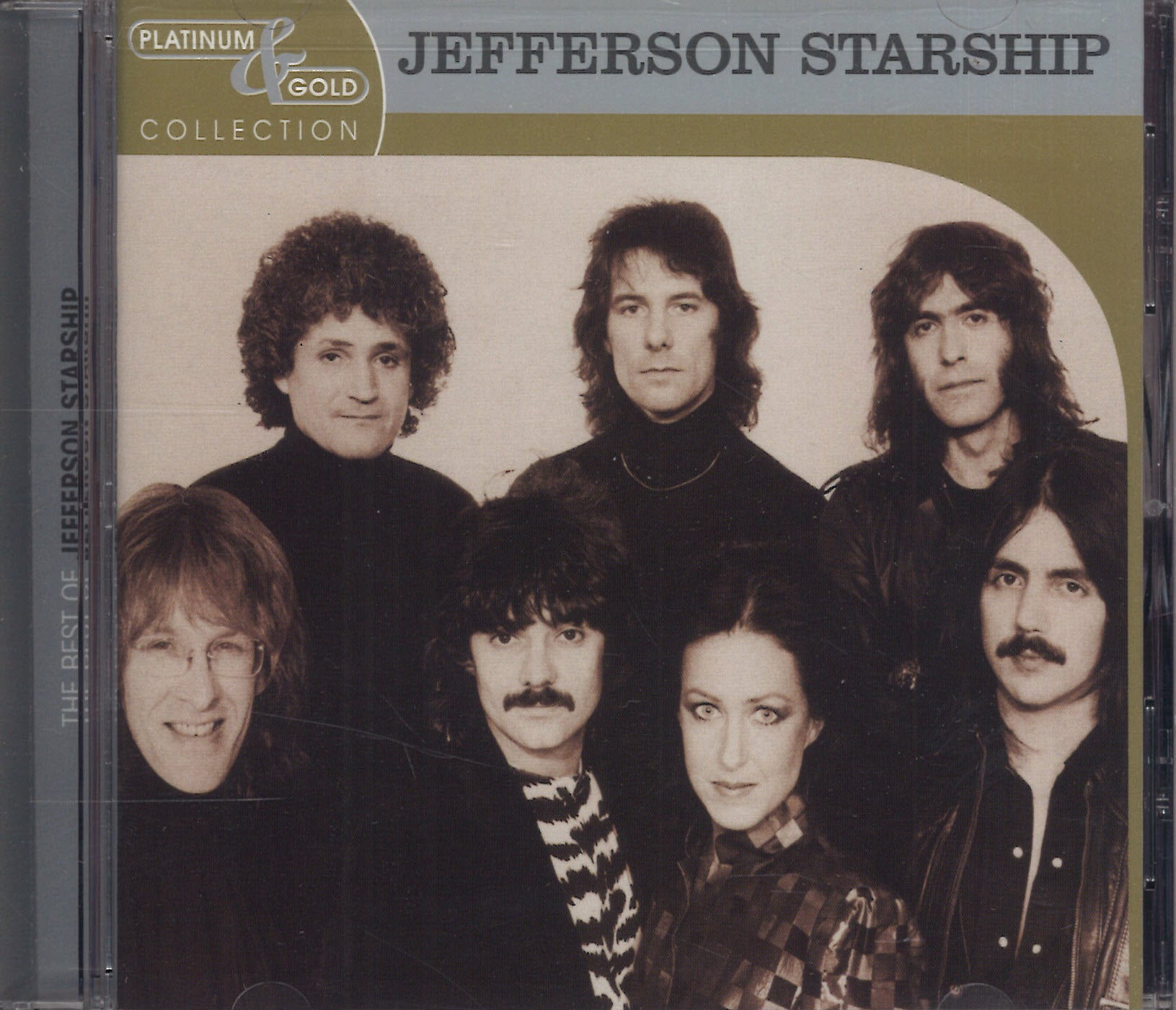 Jefferson Starship Platinum & Gold Collection