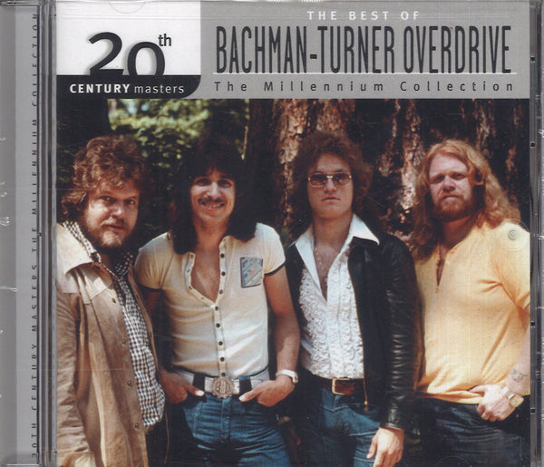 Bachman Turner Overdrive The Millennium Collection