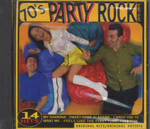 Various Artists 70's Party Rock
