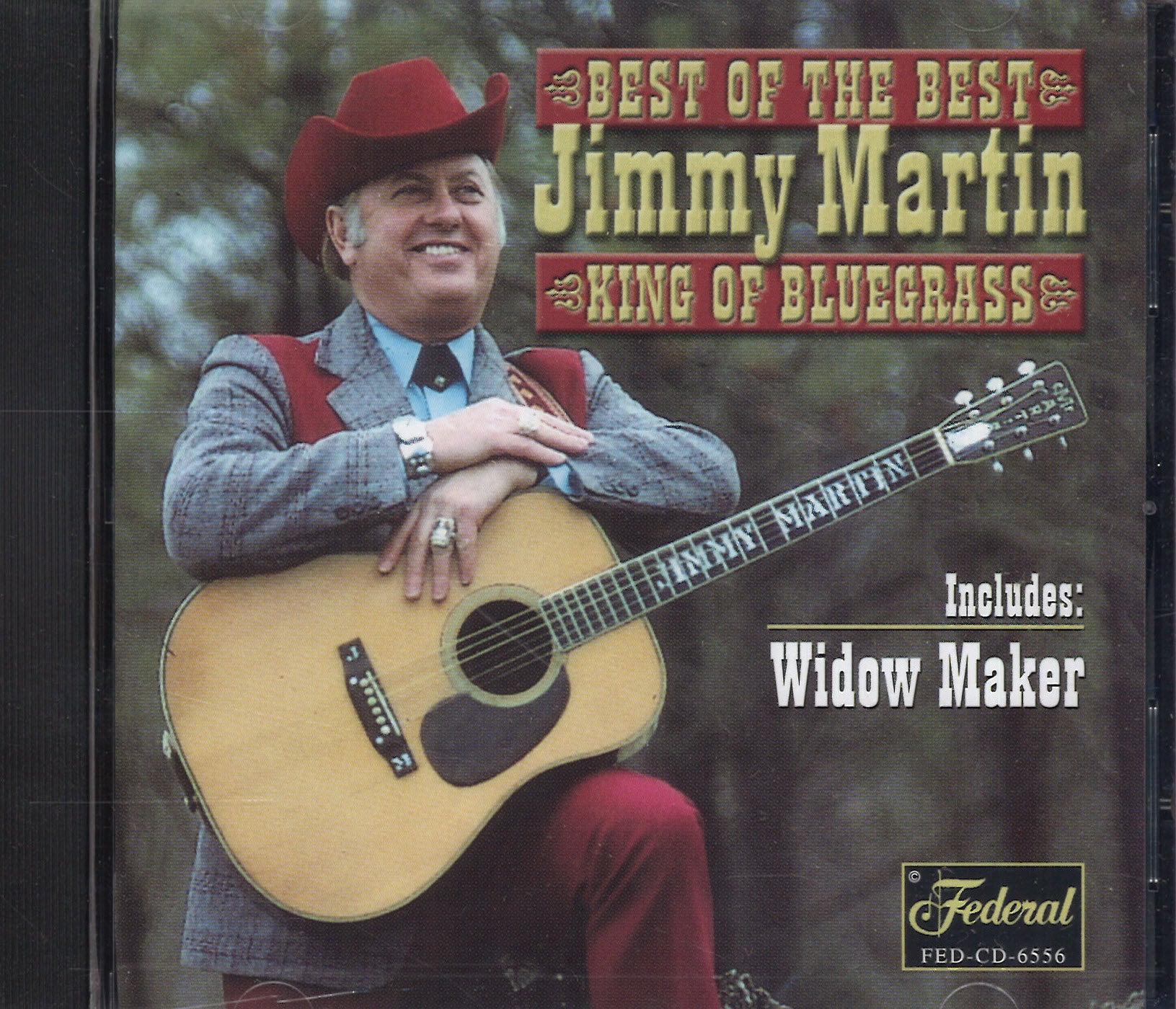 Jimmy Martin Best Of The Best