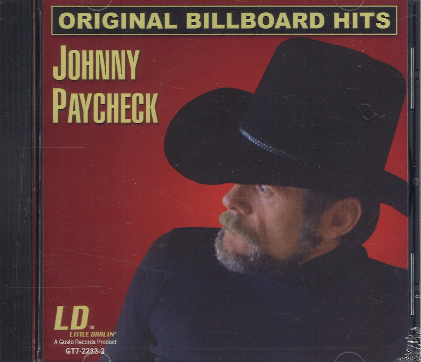 Johnny Paycheck Original Billboard Hits