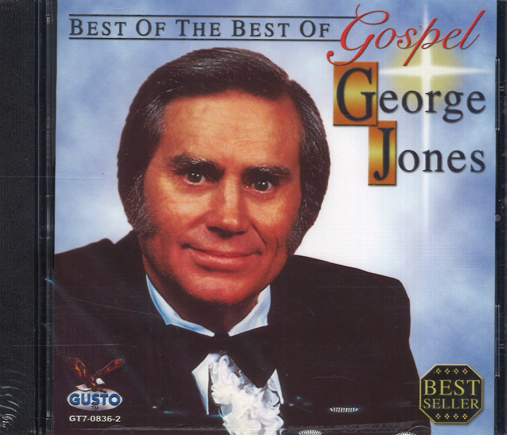 George Jones Best Of The Best Of Gospel