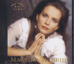 Martina Mcbride The Time Has Come