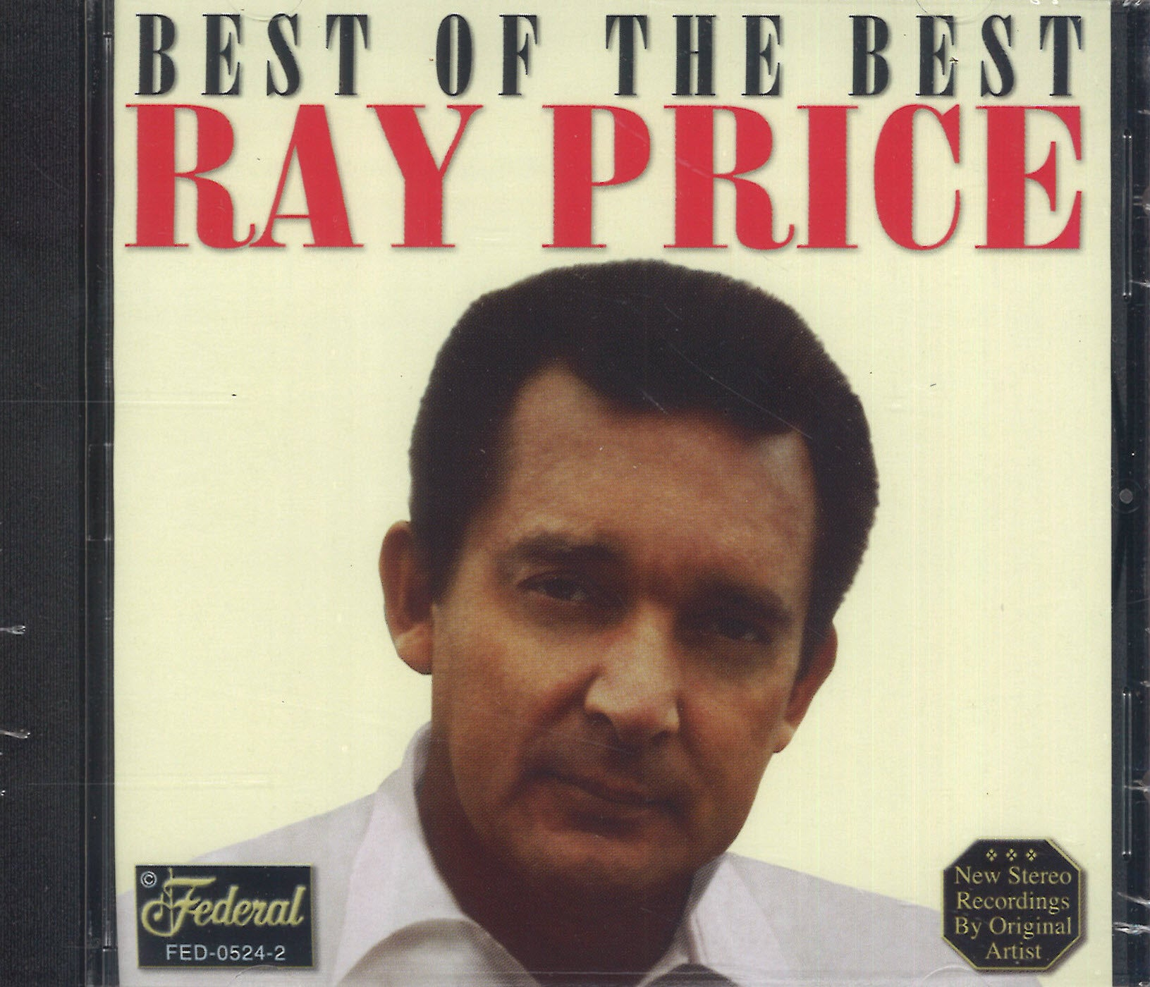 Ray Price Best Of The Best